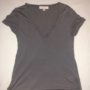Urban Outfitters Charcoal Gray T-shirt